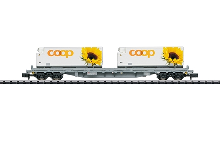 Containertragwagen SBB