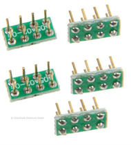 5 Interfaces connectors (male) NEM 652