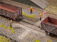 Betongitterplatten
