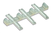 Rail Joiners, insulated, for code 100 rail